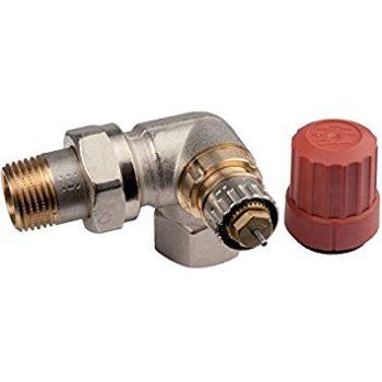 Клапан терморегулятора RA-N угловой Ду 15, правое исполнение