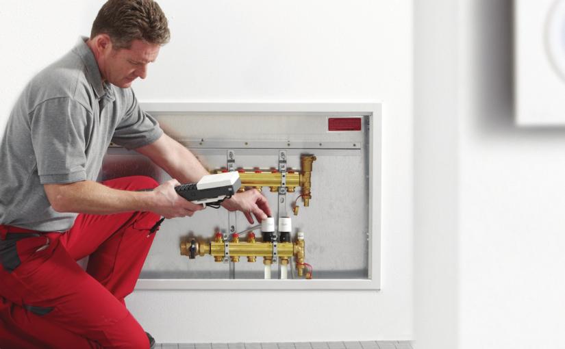 Рекомендации по монтажу и наладке для систем отопления коттеджей danfoss